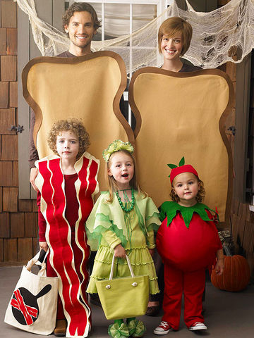 Group and family halloween costumes classic blt solutioingenieria Images