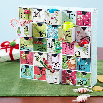 Advent Organizer