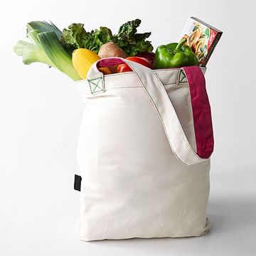 canvas grocery bag