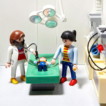 doctor evalution of patient