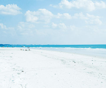 Siesta Key Public Beach, Siesta Key, Florida
