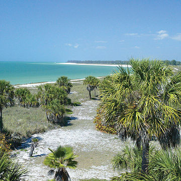 North Beach at Fort De Soto Park, Tierra Verde, Florida