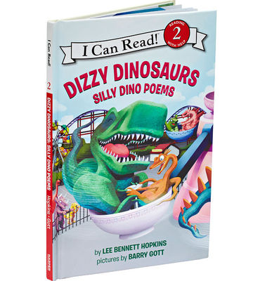 Dizzy Dinosaurs: Silly Dino Poems