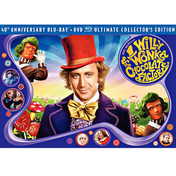 Willy Wonka & the Chocolate Factor