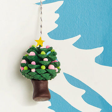 Little Spruce Tree Ornament