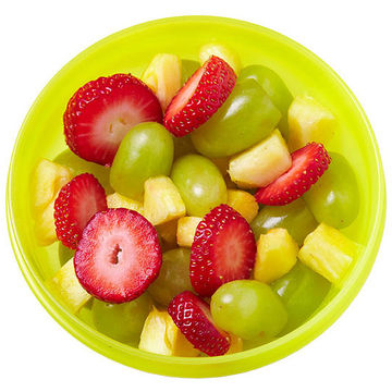 fruit bowl snack