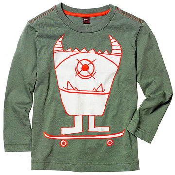 Monster Long-Sleeve Tee