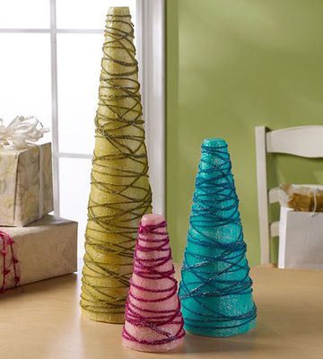 Yarn and Paper Tree