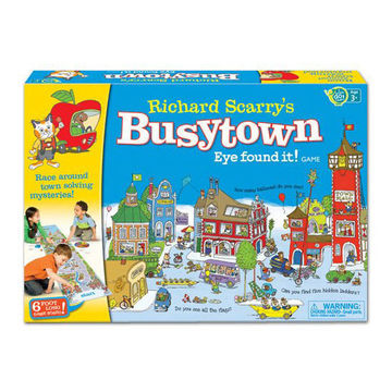 Richard Scarry's Busytown Eye Found It!
