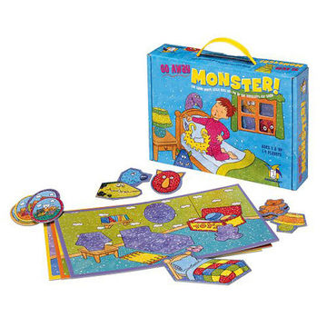 Go Away Monster! Game
