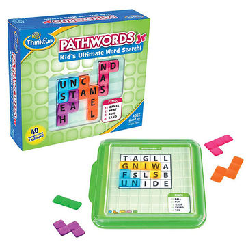 Pathwords Jr. Puzzle