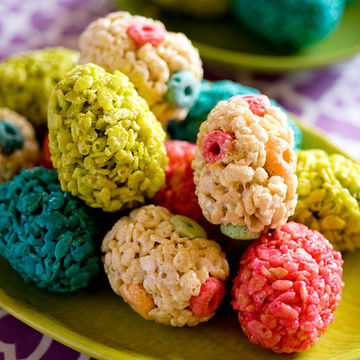 Cereal Eggs