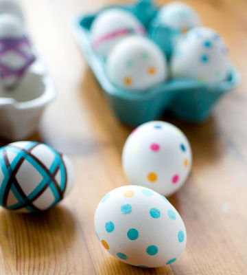 Egg Decorating