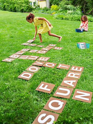 Letters on the Lawn