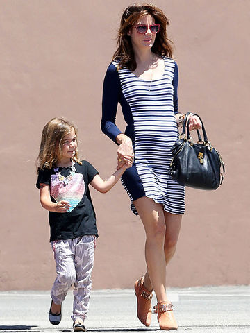 Michelle Monaghan pregnant