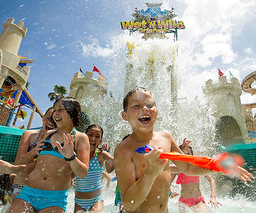 Wet 'n Wild's new Blastaway Beach