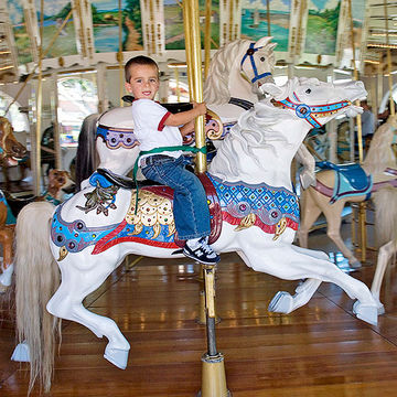 Carousel at Seaport Village