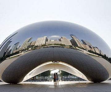 Bean at Millennium Park