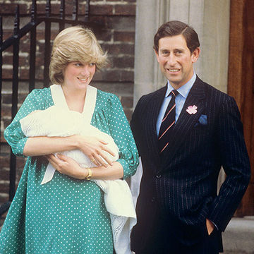 Prince William's Birth