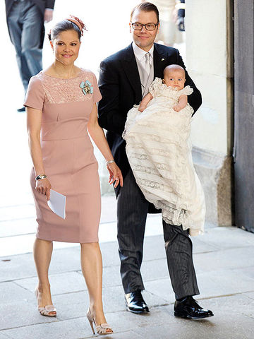 Sweden Royal Christening