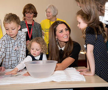 Kate, Duchess of Cambridge, With Children
