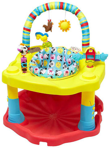 Evenflo Exersaucer Bouncin' Barnyard