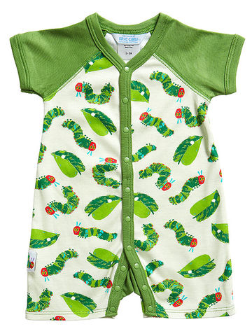 The Very Hungry Caterpillar romper
