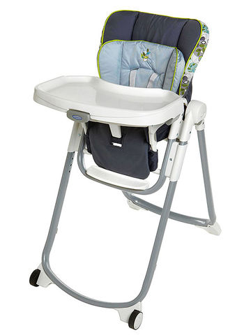Graco's Slim Spaces chair