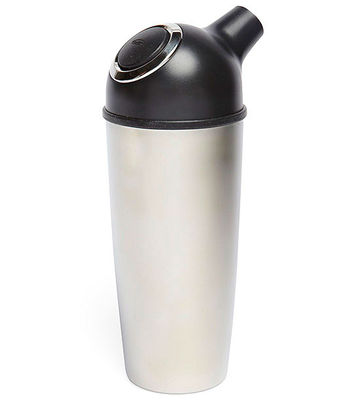 The Easy Pour Cocktail Shaker