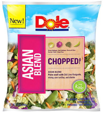 Dole Chopped Asian Blend Salad