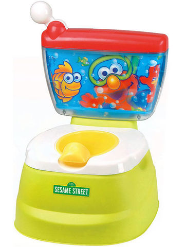 Elmo Adventure Potty Chair