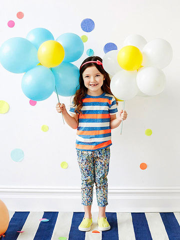 Birthday Party Balloon Ideas