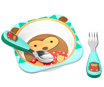 Hedgehog dish set