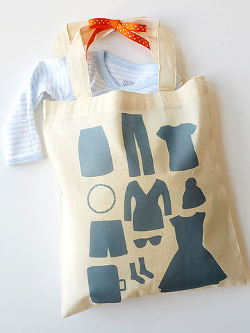 Baby Shower Tote