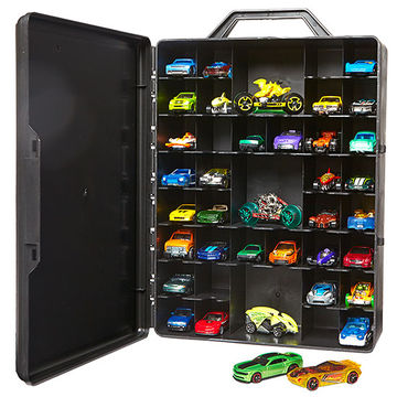 Hot Wheel car storage