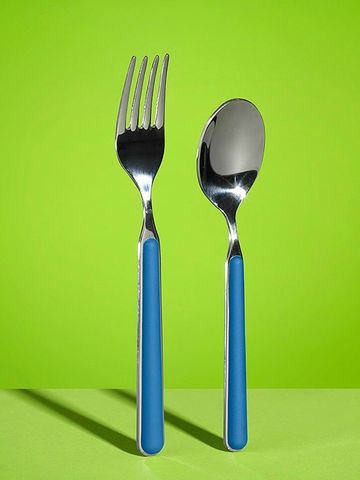 Balance a Fork and Spoon in Midair