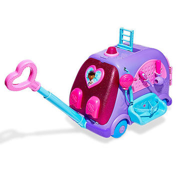 Doc McStuffins pet mobile