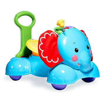 Elephant ride-on toy