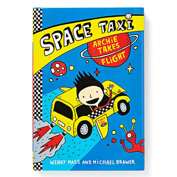 Space Taxi cover