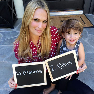 Molly Sims Celebrity Pregnancy Announcement