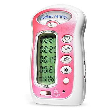 Itzbeen's Pocket Nanny Baby Care Timer