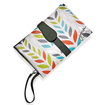 JJ Cole's cute Changing Clutch wristlet