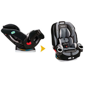 Graco's 4Ever car seat