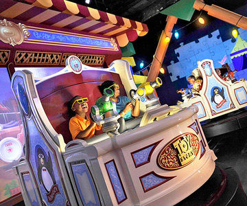 Toystory Midway Mania