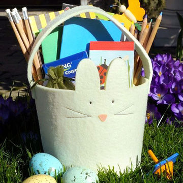 Best easter basket ideas without candy artist basket negle Image collections