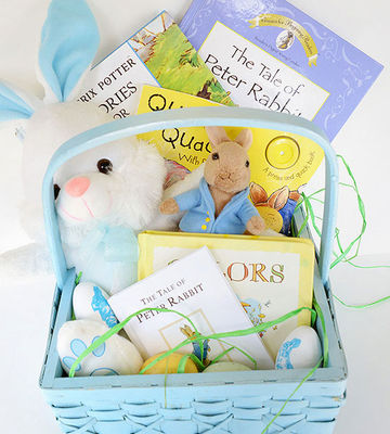 Peter Rabbit Easter Basket