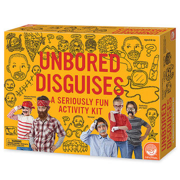 Unbored Disguises box