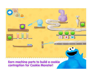 Cookie Monster's Challenge App