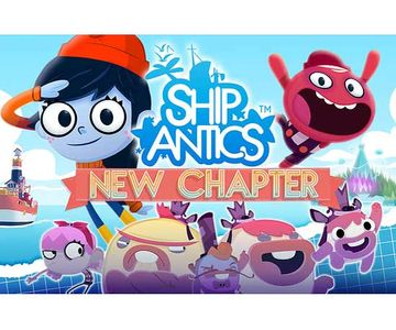 ShipAntics: The Legend of the Kiki Beast app