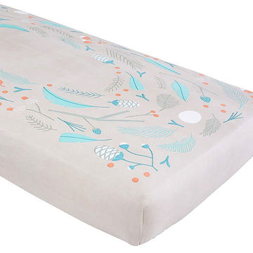 Well Nested Fitted Crib Sheet